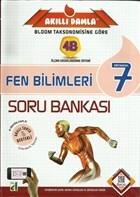 7. Sınıf 4B Fen Bilimleri Soru Bankası