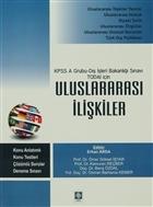 KPSS A Gurubu-Dış İşleri Bakanlığı Sınavı TODAİ İçin Uluslararası İlişkiler