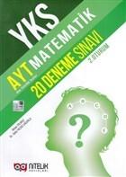AYT Matematik 20 Deneme 2. Oturum