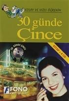 30 Günde Çince (kitap + 4 CD)
