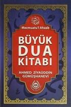 Mecmuatu'l Ahzab Büyük Dua Kitabı (Şamua)