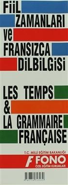 Fransızca Fiil Zamanları ve Dilbilgisi Tablosu