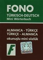 Almanca / Türkçe - Türkçe / Almanca Mini Sözlük