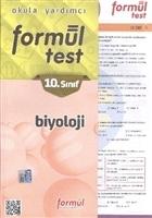 Formül 10. Sınıf Biyoloji Testleri (Yaprak Testler)