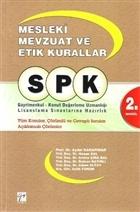 SPK Mesleki Mevzuat ve Etik Kurallar - 2. Modül