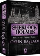 Sherlock Holmes Oyun Başladı