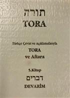 Tora ve Aftara Devarim 5. Kitap