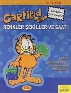 Garfield - Renkler Şekiller ve Saat