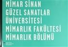 Mimar Sinan Güzel Sanatlar Üniversitesi Mimarlık Fakültesi Mimarlık Bölümü