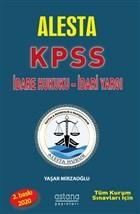 Alesta KPSS ve Tüm Kurum Sınavları İçin İdare Hukuku İdari Yargı