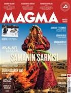 Magma Yeryüzü Dergisi Sayı: 2 Aralık-Ocak 2015