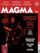 Magma Yeryüzü Dergisi Sayı: 6 Ağustos-Eylül 2015