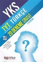 YKS TYT Türkçe 20 Deneme (1. Oturum)