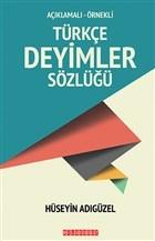 Türkçe Deyimler Sözlüğü