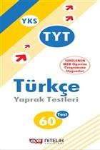 YKS TYT Türkçe Yaprak Test 2018 - 2019