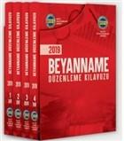 2019 Beyanname Düzenleme Kılavuzu (4 Cilt)