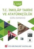 8. Sınıf T. C.İnkılap Tarihi ve Atatürkçülük Soru Bankası