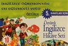 5. Sınıflar İçin Özyürek İngilizce Hikaye Seti (10 Kitap CD'li)