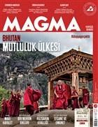 Magma Yeryüzü Dergisi Sayı: 17 Ekim 2016