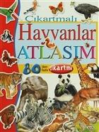 Çıkartmalı Hayvanlar Atlasım
