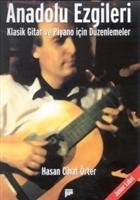 Anadolu Ezgileri Klasik Gitar ve Piyano İçin Düzenlemeler