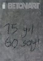 Betonart Dergisi Sayı: 60