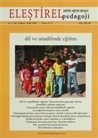 Eleştirel Pedagoji Dergisi Sayı: 12