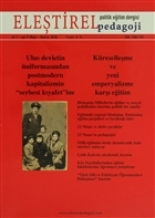 Eleştirel Pedagoji Dergisi Sayı: 9