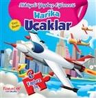 Harika Uçaklar - Hikayeli Yapboz Eğlencesi