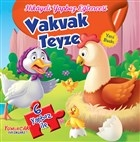 Vakvak Teyze - Hikayeli Yapboz Eğlencesi