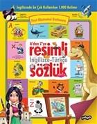A'dan Z'ye Resimli İngilizce - Türkçe Sözlük