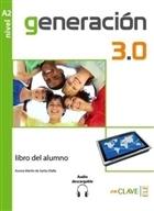 Generacion 3.0 A2 Libro del Alumno (Ders Kitabı) İspanyolca Orta-Alt Seviye