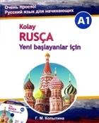 Kolay Rusça - Yeni Başlayanlar İçin + CD (A1)