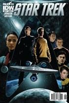 Star Trek Sayı: 1 - Kapak A