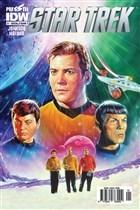 Star Trek Sayı: 1 - Nostalji Kapak