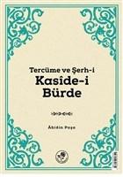 Tercüme ve Şerh-i Kaside-i Bürde