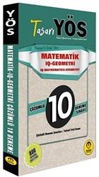 YÖS Matematik-IQ Geometri Çözümlü 10 Deneme Sınavı