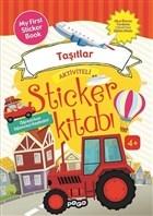 Aktiviteli Sticker - Taşıtlar