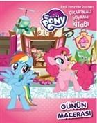 Mlp Günün Macerası Evcil Pony ile Dostları - Çıkartmalı Boyama