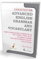 Advanced English Grammar and Vocabulary