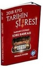 2018 KPSS Tarihin Şifresi Tamamı Çözümlü Soru Bankası