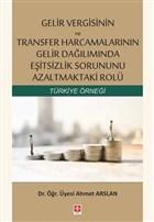 Gelir Vergisinin ve Transfer Harcamalarının Gelir Dağılımında Eşitsizlik Sorununu Azaltmaktaki Rolü