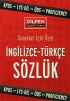Dilfem İngilizce-Türkçe Sözlük