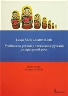 Rusça Sözlü Anlatım Kitabı