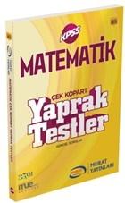 2018 KPSS Matematik Çek Kopart Yaprak Testler