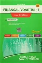 Güz Dönemi Finansal Yönetim 1 - 3. Sınıf 5. Yarıyıl