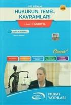 Güz Dönemi Hukukun Temel Kavramları 1. Sınıf 1. Yarıyıl