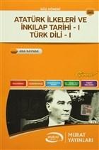 Güz Dönemi Atatürk İlke ve İnkılap Tarihi 1 - Türk Dili 1