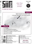 Şiirden İki Aylık Şiir Dergisi Sayı: 32 Kasım - Aralık 2015