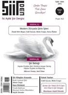 Şiirden İki Aylık Şiir Dergisi Sayı: 31 Eylül - Ekim 2015